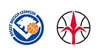 Germani Brescia Leonessa VS Pallacanestro Trieste - dom 9 feb 19:00